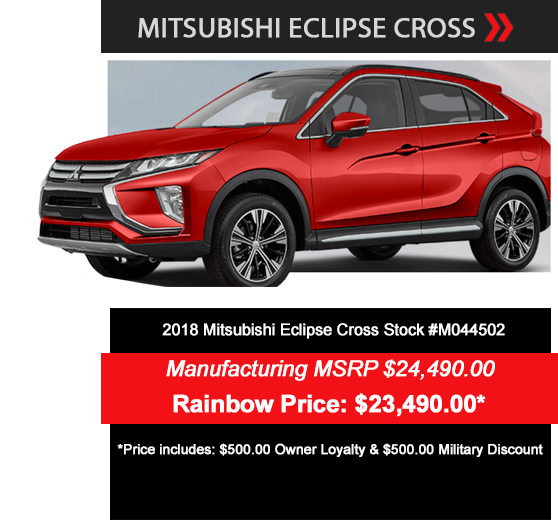 Mitsubusihi Eclipse Cross